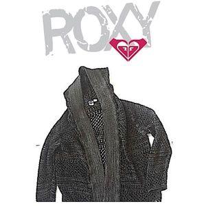 🌹 ROXY Hooded Cardigan SZ XL 🌹